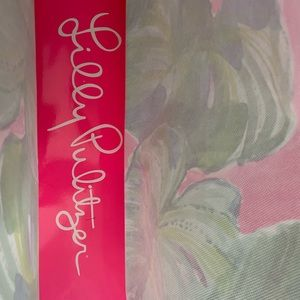 Lilly Pulitzer Bags - Lilly Pulitzer large reusable tote bag